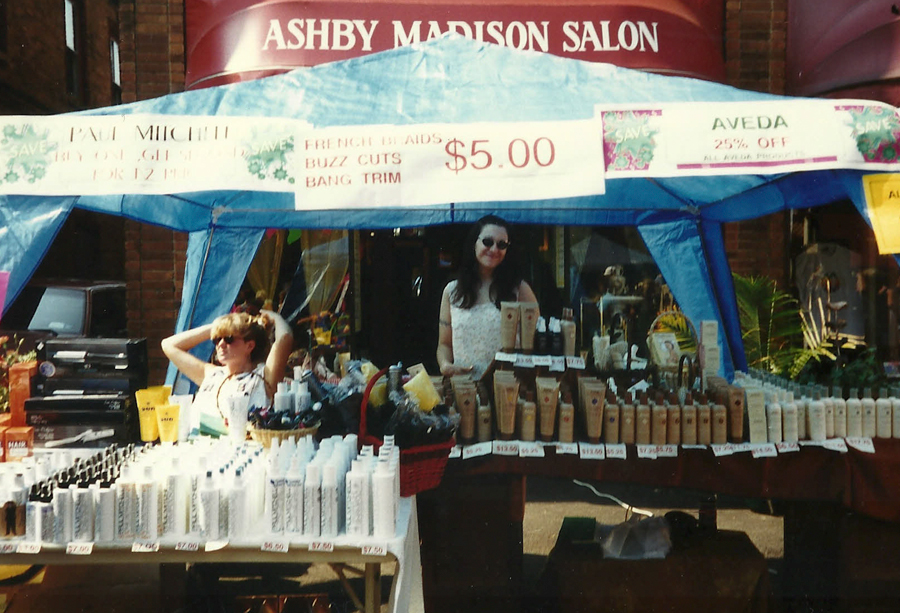 Ashby Madison Hair Salon - Family Photo Album